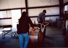 Frist Barrel 2004 001